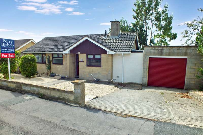 3 Bedrooms Detached Bungalow for sale in Cirencester