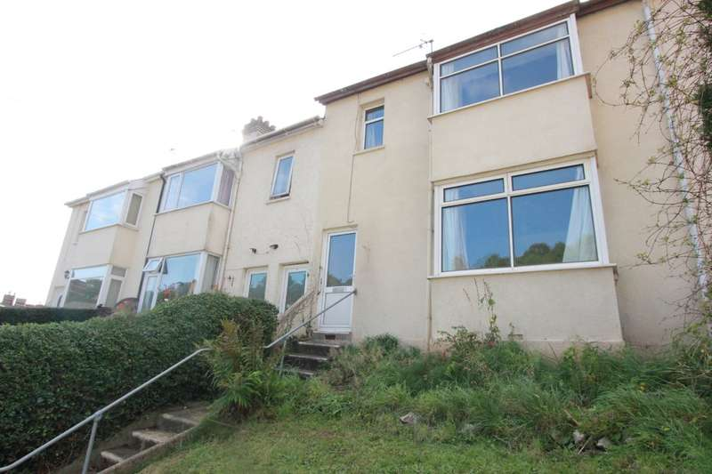 3 Bedrooms Terraced House for sale in The Reeves Road, Torquay