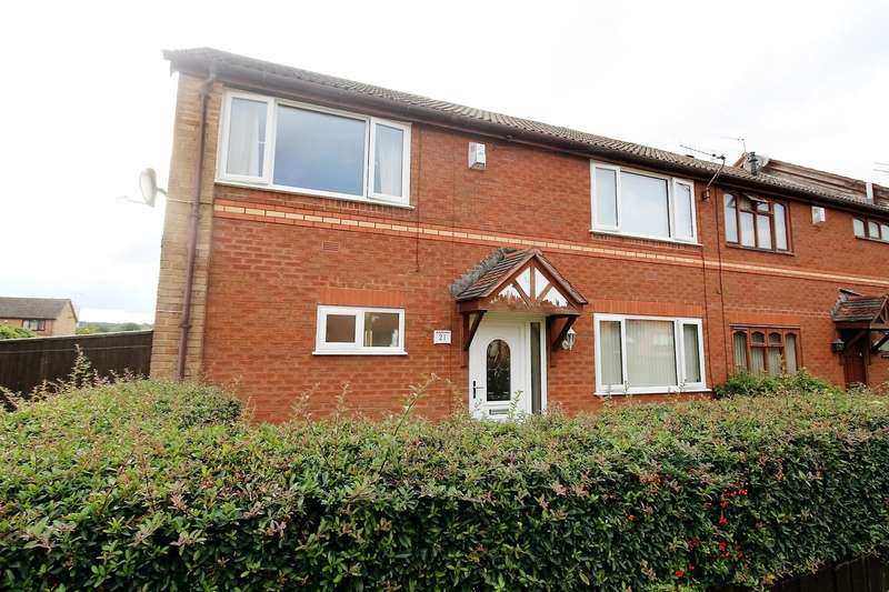 4 Bedrooms House for sale in Orlando Close, Prenton