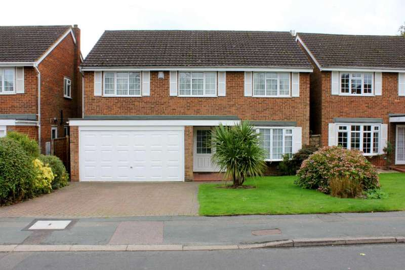 5 Bedrooms House for sale in 5 BED DETACHED WITH SOUTH FACING GARDEN IN Tile Kiln Lane, LEVERSTOCK GREEN