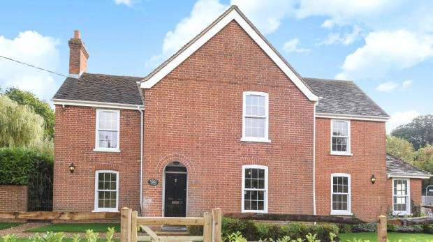 5 Bedrooms Detached House for sale in Murrell Hill Lane, Binfield, Bracknell