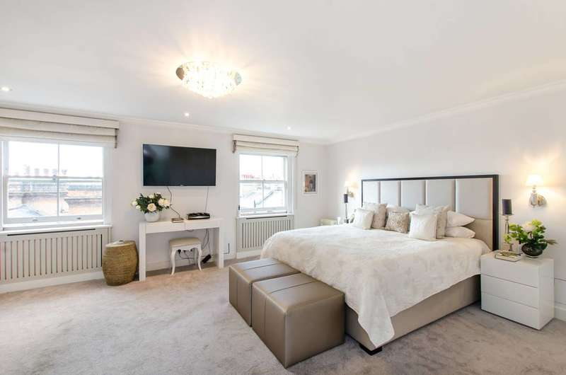 1 Bedroom Flat for sale in Cadogan Gardens, Chelsea, SW3