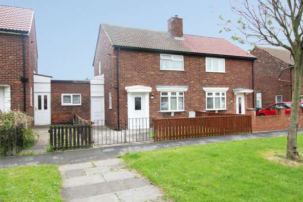 2 Bedrooms Semi Detached House for sale in Gowland Square, Seaham, Durham, SR7 9HE