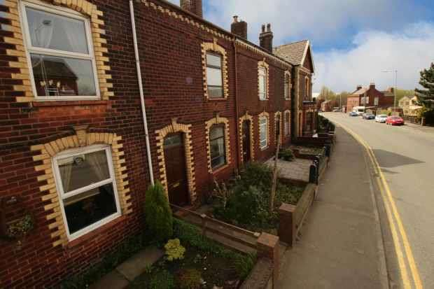 2 Bedrooms Terraced House for sale in Castle Hill Road, Wigan, Lancashire, WN2 4BN