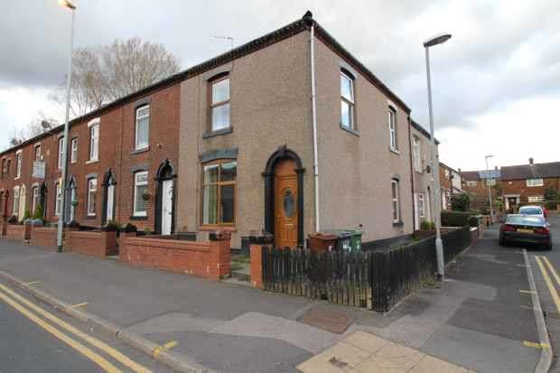 3 Bedrooms Terraced House for sale in Ashton Road, Oldham, Lancashire, OL8 2RG