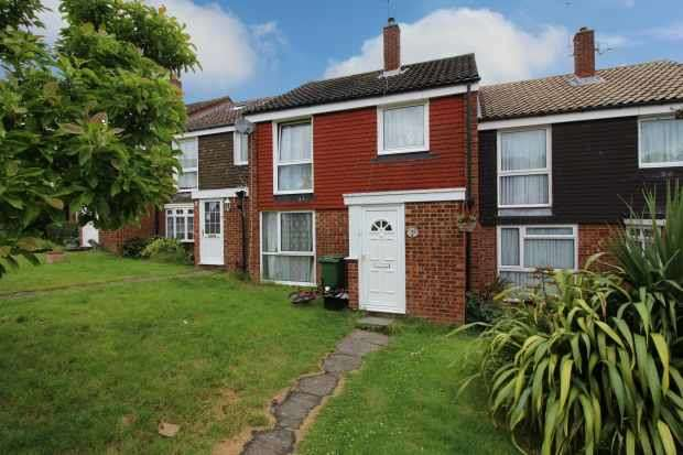 3 Bedrooms Terraced House for sale in Red Cedars Road, Orpington, Kent, BR6 0BX