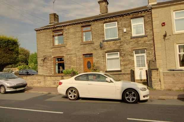 2 Bedrooms Terraced House for sale in Halifax Road, Liversedge, West Yorkshire, WF15 8HU