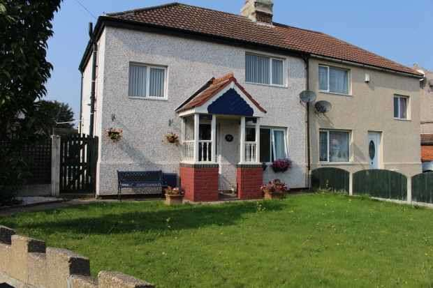 3 Bedrooms Semi Detached House for sale in Broadway, Doncaster, South Yorkshire, DN7 4AP