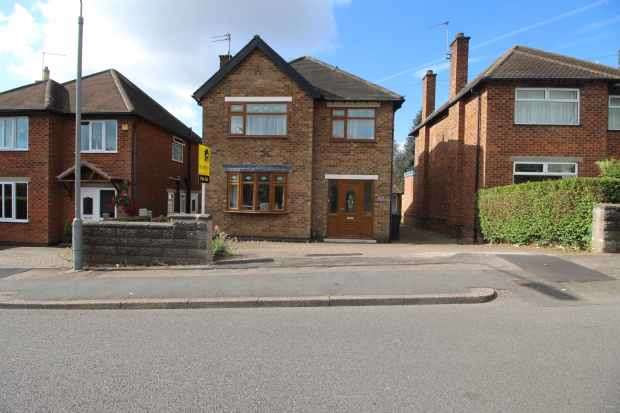 3 Bedrooms Detached House for sale in Cedarland Crescent, Nuthall, Nottinghamshire, NG16 1AG