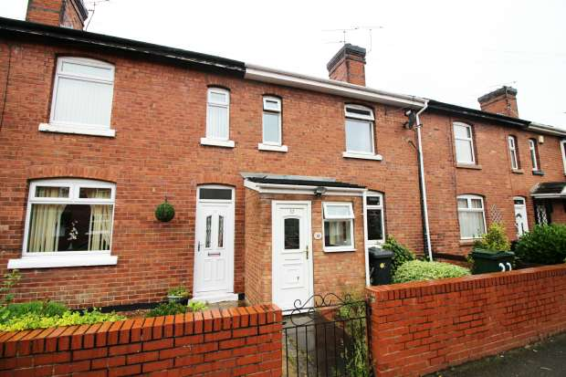 3 Bedrooms Terraced House for sale in Ellis Street, Rotherham, South Yorkshire, S60 5DH