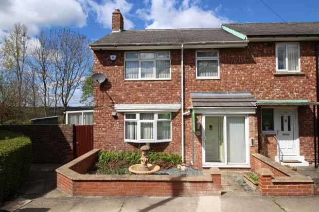 2 Bedrooms Semi Detached House for sale in Wakenshaw Road, Durham, DH1 1EP