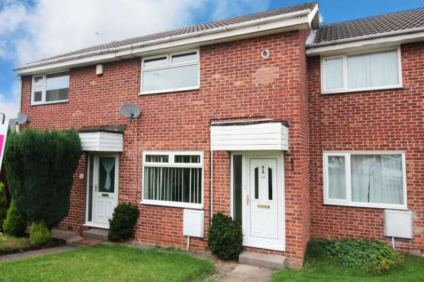 2 Bedrooms Semi Detached House for sale in Lonsdale Close, Sheffield, South Yorkshire, S25 4JQ