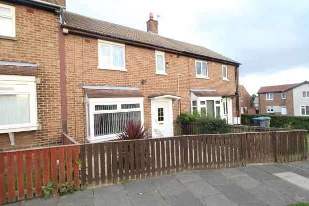 2 Bedrooms Terraced House for sale in Basingstoke Road,, Peterlee, Durham, SR8 2AW