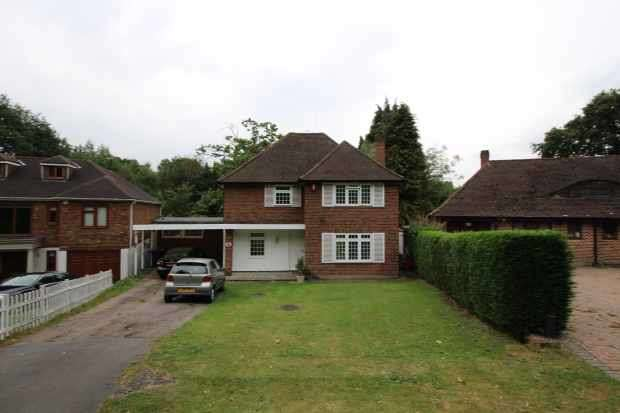 4 Bedrooms Detached House for sale in Henley Drive, Kingston Upon Thames, Greater London, KT2 7EB