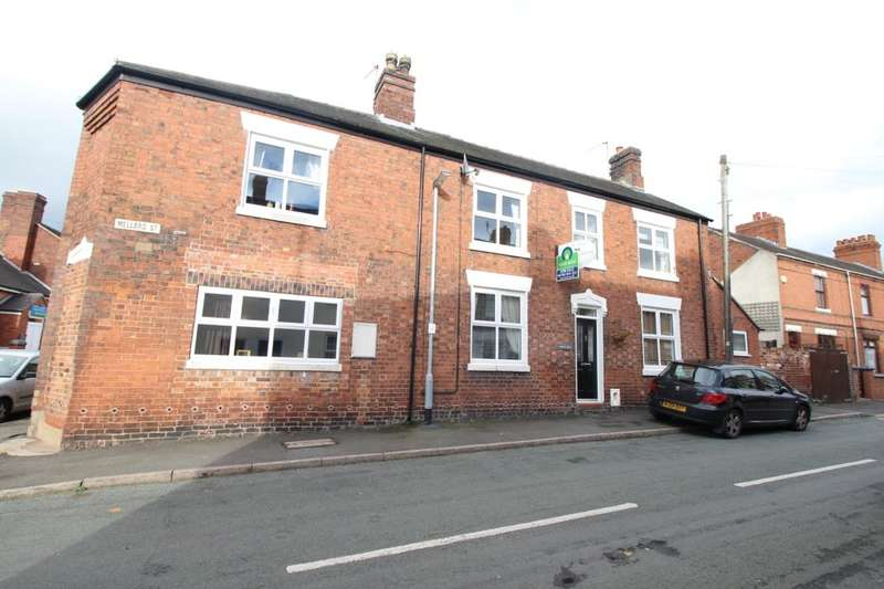 3 Bedrooms Detached House for sale in Mellard Street, Audley, Stoke-On-Trent, ST7