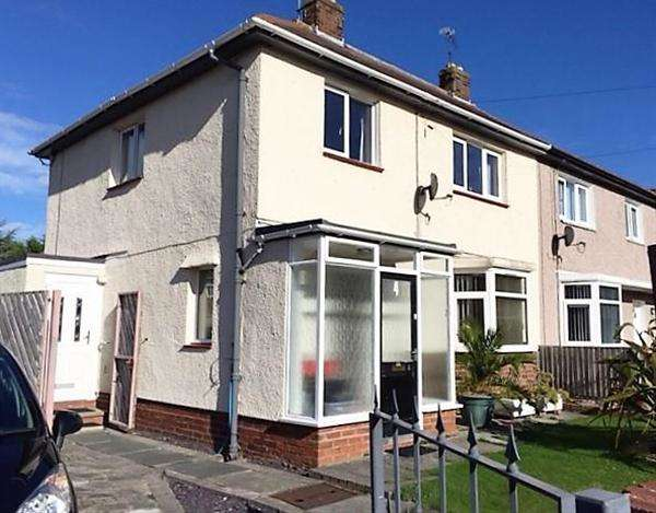 3 Bedrooms Semi Detached House for sale in Banstre Avenue, Prestatyn
