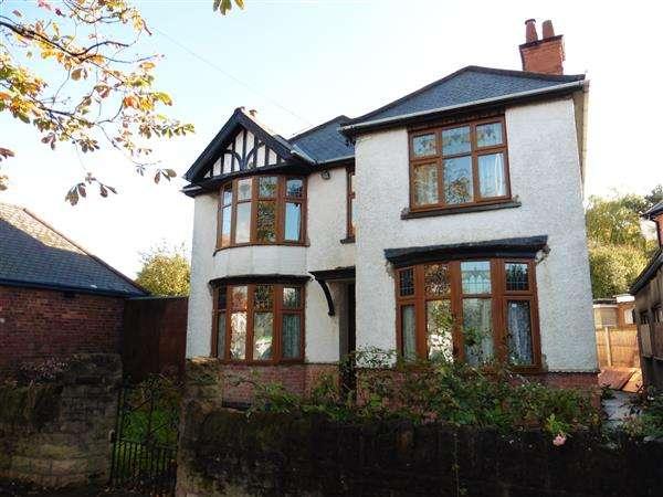 3 Bedrooms Detached House for sale in Main Road, Jacksdale, Nottingham