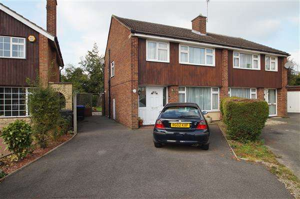 3 Bedrooms Semi Detached House for sale in Nursery Road, Taplow