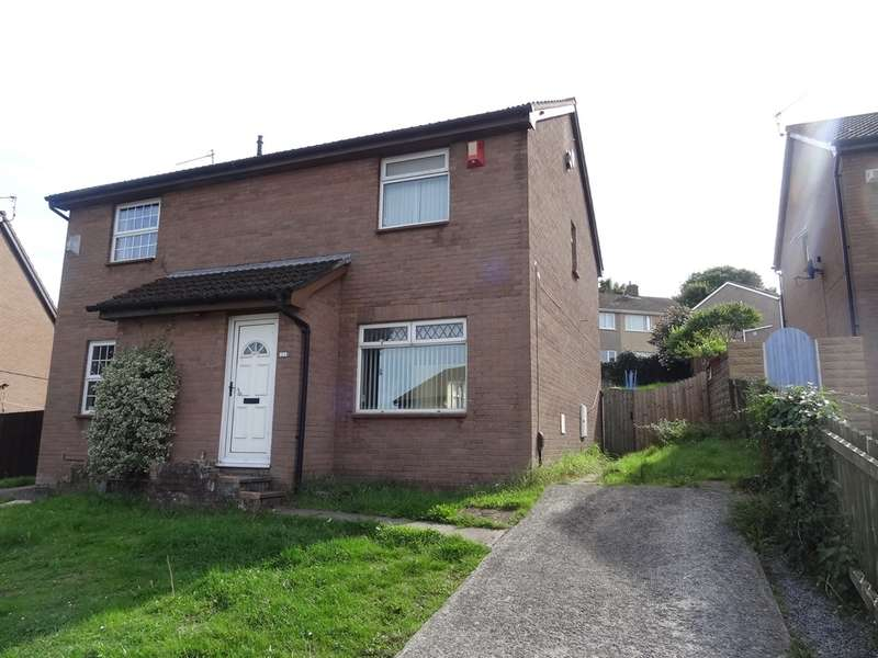 3 Bedrooms Semi Detached House for sale in Solva Close, Barry