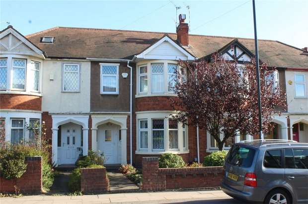 3 Bedrooms Terraced House for sale in Wildcroft Road, Whoberely, Coventry, West Midlands