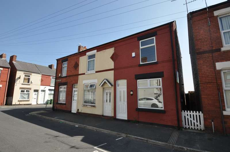 2 Bedrooms House for sale in Stourton Street, Wallasey