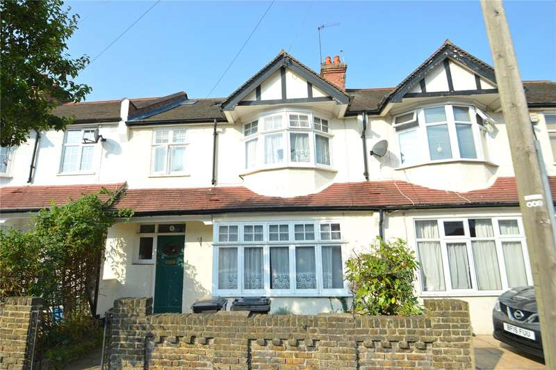5 Bedrooms Terraced House for sale in Claremont Road, Croydon