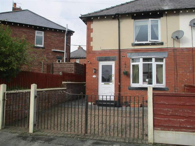 2 Bedrooms Semi Detached House for sale in Ash Grove, Macclesfield