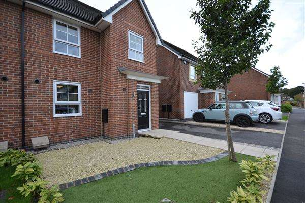 4 Bedrooms Semi Detached House for sale in Findley Cook Road, Highfield, Wigan