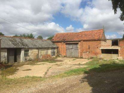 Barn Conversion Character Property for sale in Scottow, Norwich, Norfolk