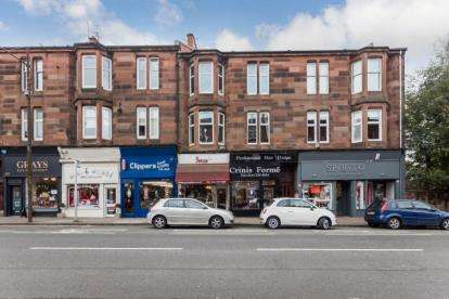2 Bedrooms Flat for sale in Crow Road, Broomhill
