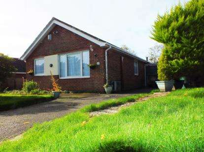 3 Bedrooms Bungalow for sale in Fareham, Hampshire, Fareham
