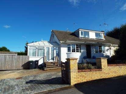 4 Bedrooms Bungalow for sale in Corfe Mullen, Wimborne, Dorset