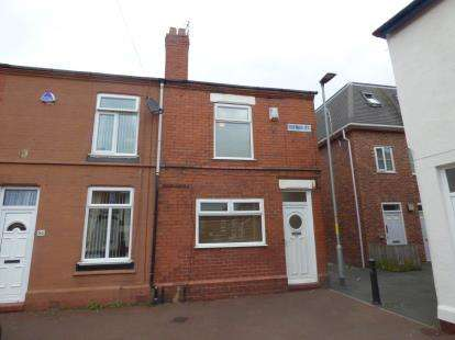 2 Bedrooms End Of Terrace House for sale in Oxford Street, Warrington, Cheshire, WA4