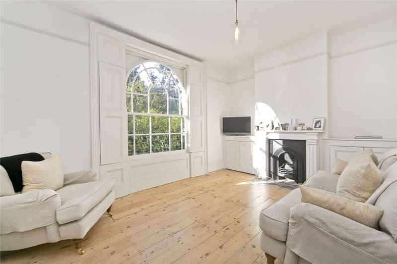 3 Bedrooms Semi Detached House for sale in Albion Terrace, Dalston, E8