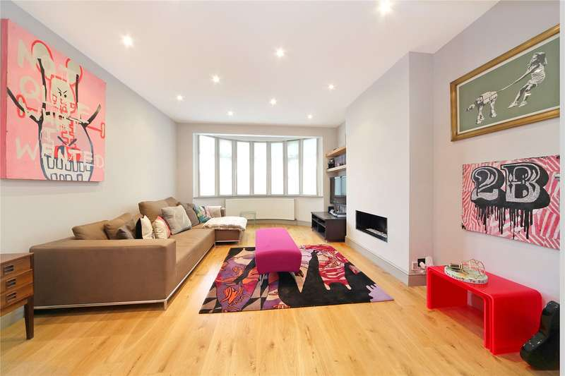 3 Bedrooms House for sale in Doyle Gardens, London, NW10