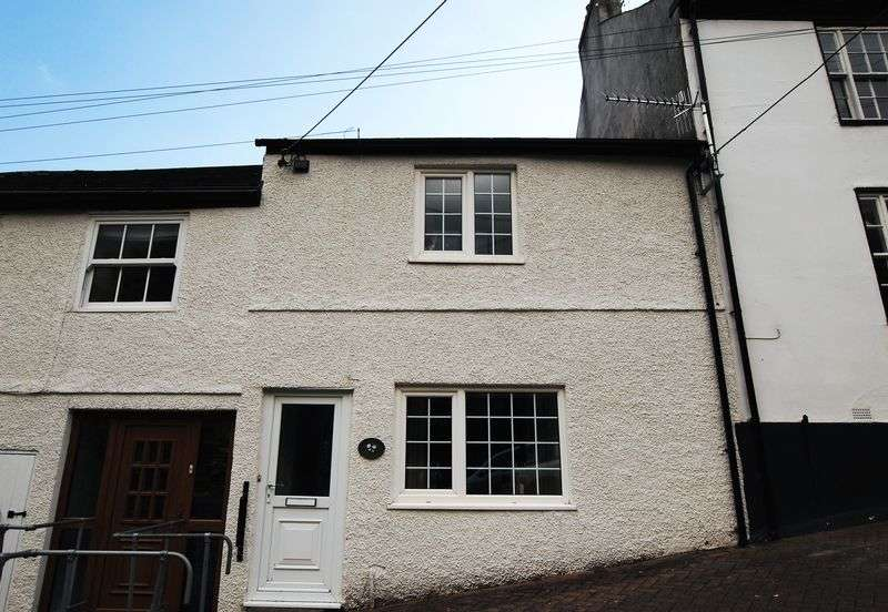 2 Bedrooms Terraced House for sale in Lower Fore Street, Saltash