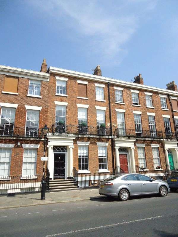 3 Bedrooms Flat for rent in Canning Street, Liverpool