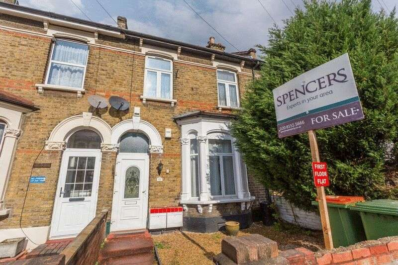 1 Bedroom Flat for sale in Sebert Road, Forest Gate, London, E7