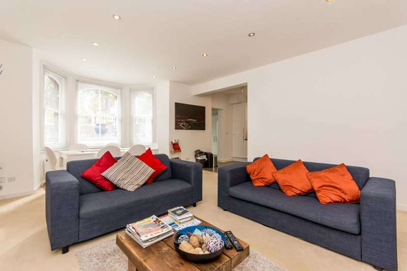 3 Bedrooms Flat for sale in Cavendish Road, Brondesbury, NW6