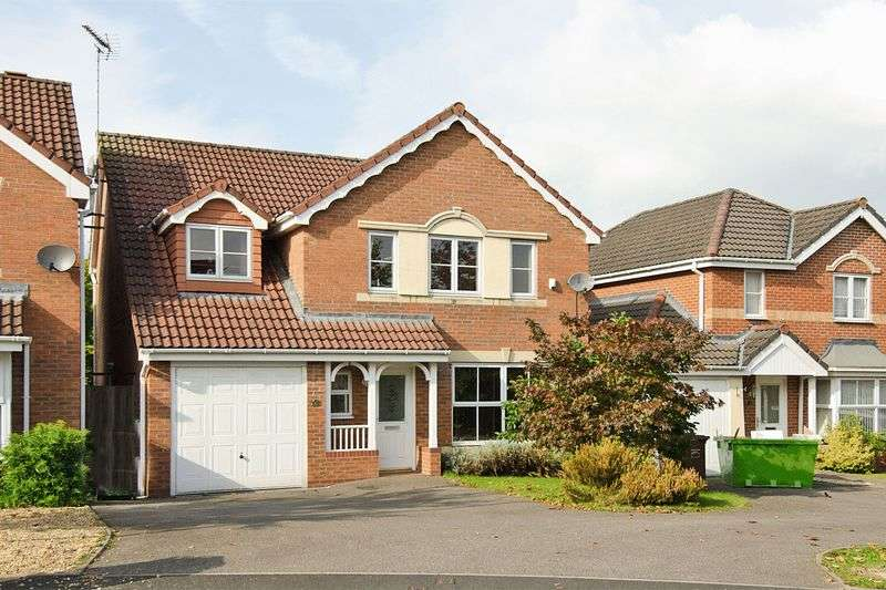 5 Bedrooms Detached House for sale in Elizabethan Way, Rugeley