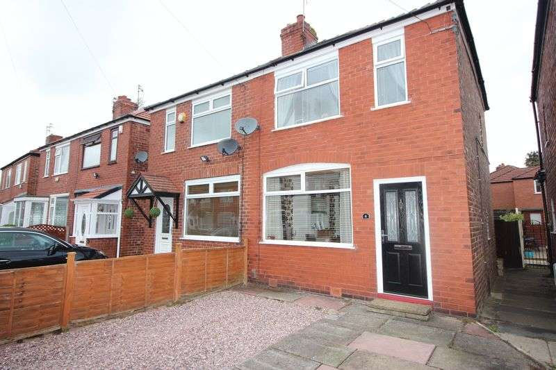 2 Bedrooms Semi Detached House for sale in Clovelly Road, Stockport SK2 5AZ