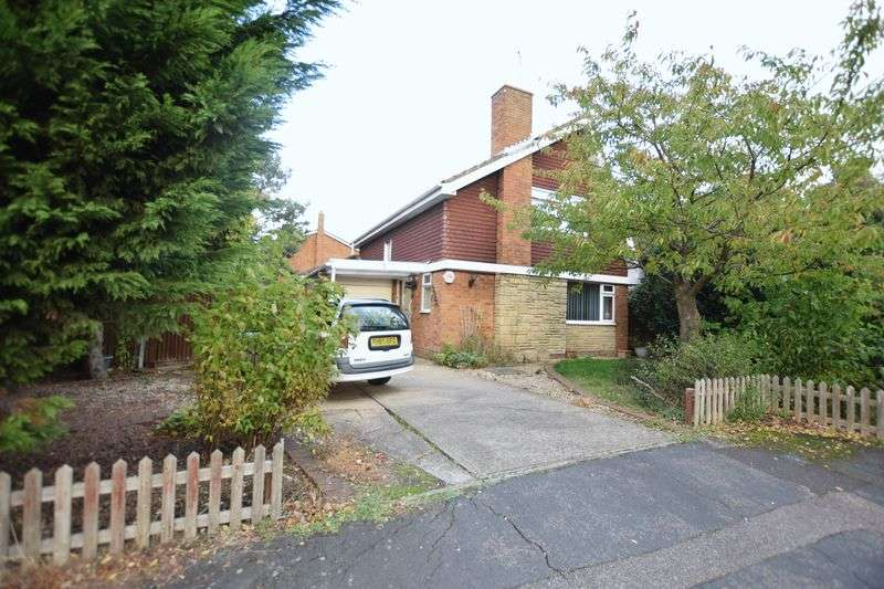 2 Bedrooms Detached House for sale in Wynford Green, Aylesbury