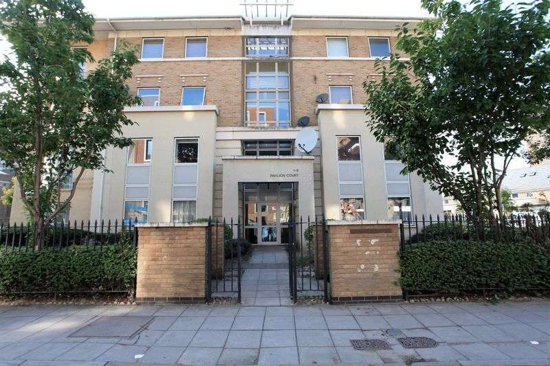 1 Bedroom Flat for sale in Stafford Road, London