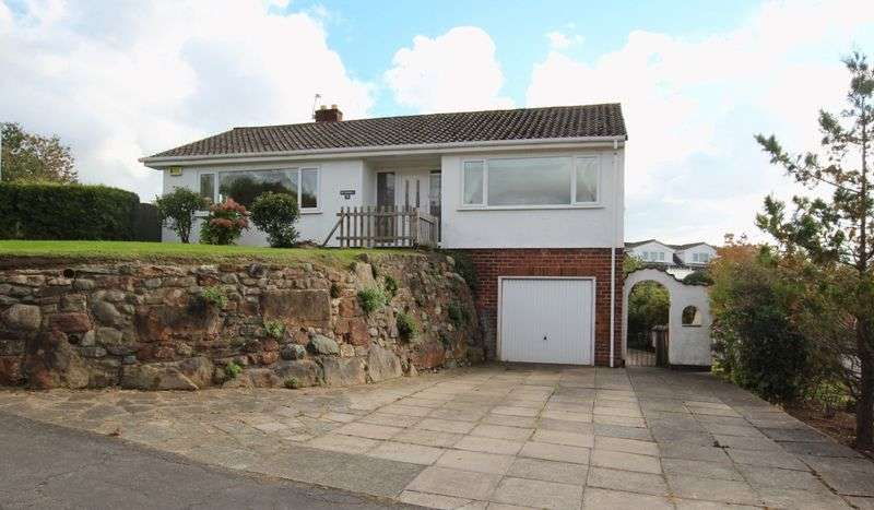 2 Bedrooms Detached Bungalow for sale in Delavor Road, Lower Heswall