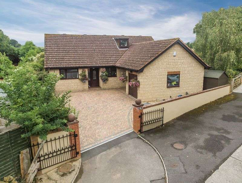 5 Bedrooms Detached Bungalow for sale in Bower Hinton