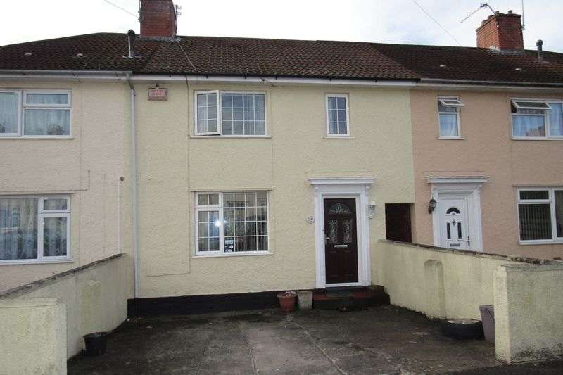 3 Bedrooms Terraced House for sale in Camborne Road,Horfield, Bristol