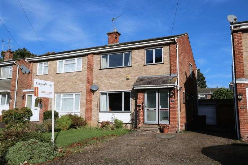 3 Bedrooms Semi Detached House for sale in Cedar Avenue, High Wycombe