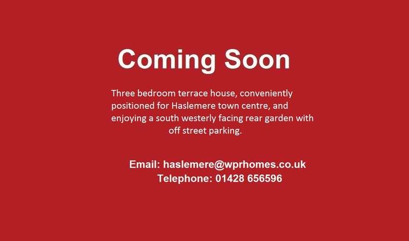 3 Bedrooms Terraced House for sale in Whitfield Road, Haslemere