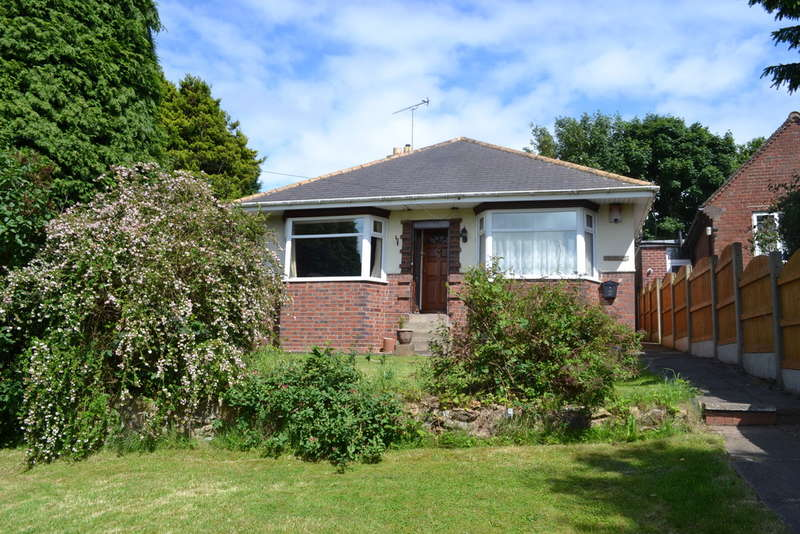 2 Bedrooms Detached Bungalow for sale in Meadow Road, Oldbury