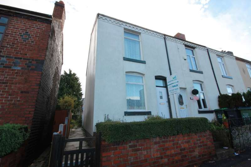 3 Bedrooms End Of Terrace House for sale in Queens Road, Smethwick
